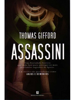 ASSASSINI - THOMAS GIFFORD (1008)