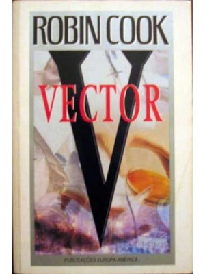 VECTOR - ROBIN COOK (1105)