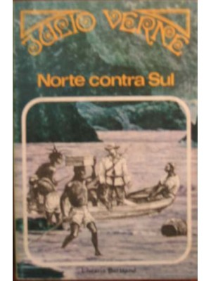 NORTE CONTRA SUL VOL.II - JULIO VERNE (1120)