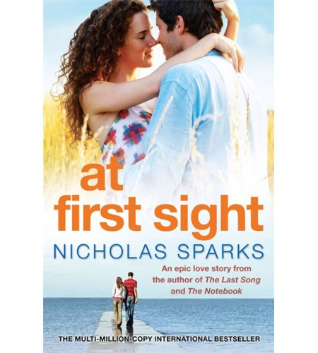 AT FIRST SIGHT - NICHOLAS SPARKS (1581)